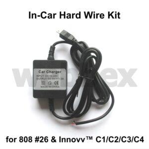 Innovv & #26 Hardwire Kit