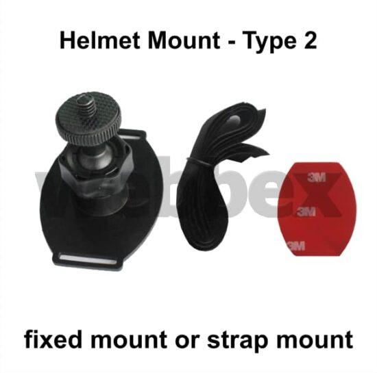 Type 2 Helmet Mount