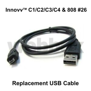 Replacement Innovv & 808 #26 USB Lead