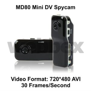 MD80 Mini DV Spy Camera