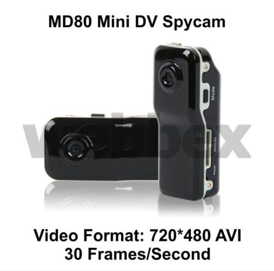 MD80 Mini DV Spy Camera