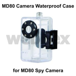 MD80 SpyCam Waterproof Case
