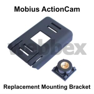 Mobius ActionCam Replacement Mounting Bracket