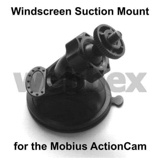Windscreen Suction Mount