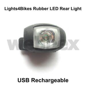 USB Rubber Rear Light