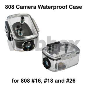 808 Keychain Camera Waterproof Case