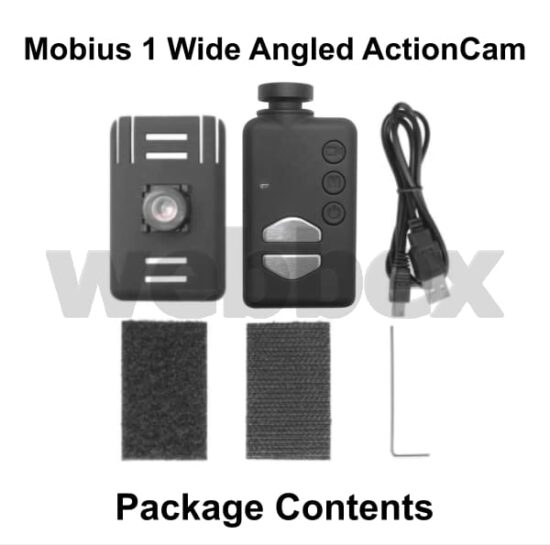 Mobius 1 Package Contents