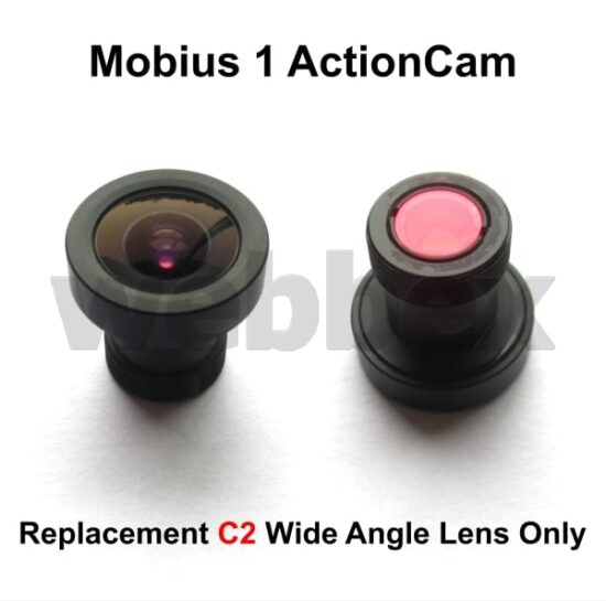 Mobius 1 Wide Angle Lens C2