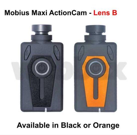 Mobius Maxi Action Camera - Orange Lens B