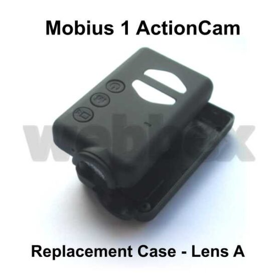 Mobius 1 Case for Lens A