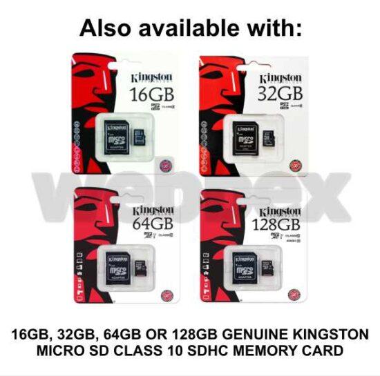 Kingston Micro SD Memory Cards