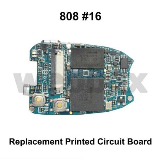808 #16 Replacement PCB