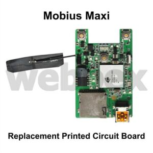 Mobius Maxi Action Camera Replacement PCB
