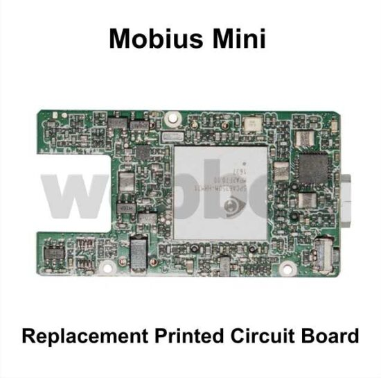Mobius Mini Action Camera Replacement PCB