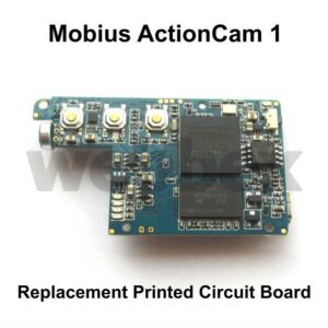 Mobius ActionCam Replacement PCB
