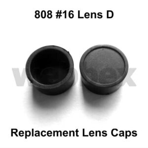 808 #16 Lens D Replacement Lens Caps