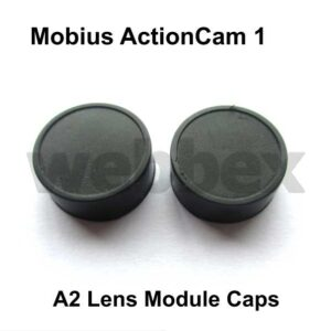 Mobius Action Camera 1 Replacement A2 Lens Module Caps