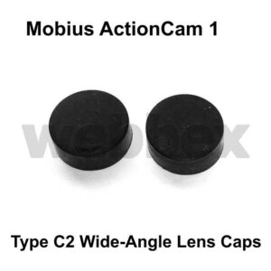 Mobius Action Camera 1 Lens C2 Replacement Lens Caps