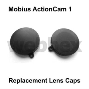 Mobius Action Camera 1 Replacement Lens Caps