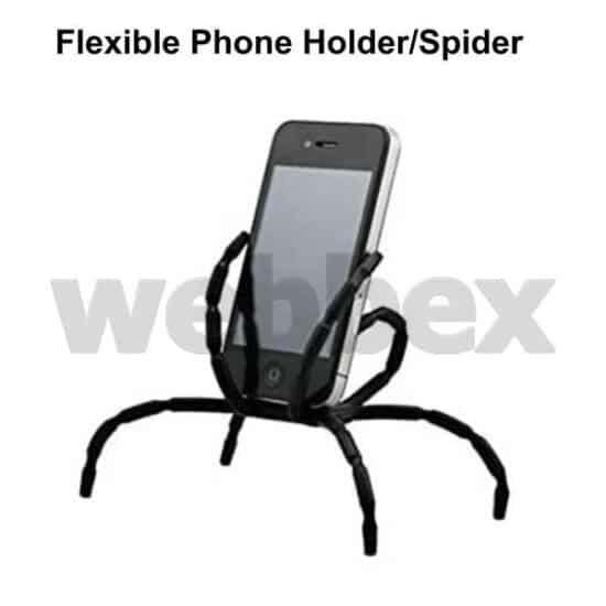 Flexible Phone Spider