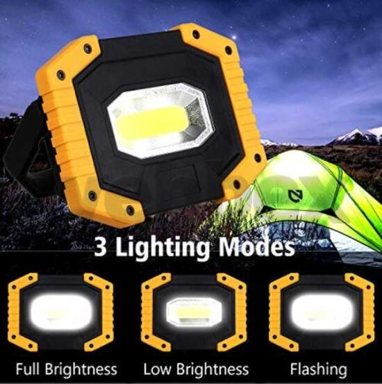 30w Rechargeable Portable Floodlight